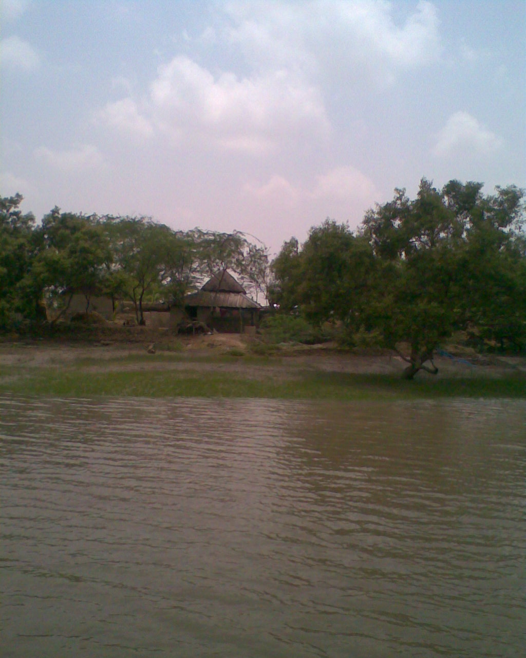 Fringe area in the Sunderbans